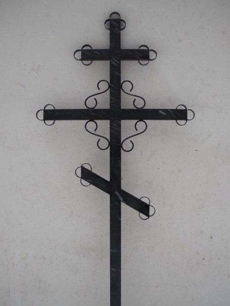 Ритуальные оградки и кресты 19