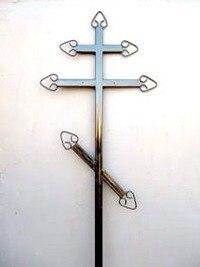 Ритуальные оградки и кресты 22
