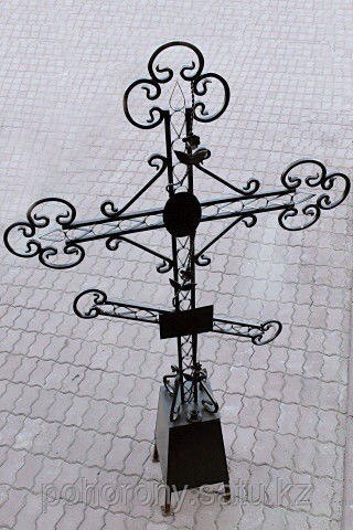 Ритуальные оградки и кресты 26