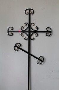 Ритуальные оградки и кресты 27