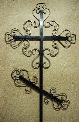 Ритуальные оградки и кресты 35