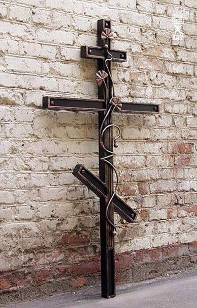 Ритуальные оградки и кресты 37