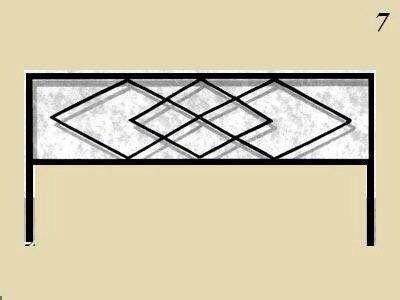 Ритуальные оградки и кресты 6