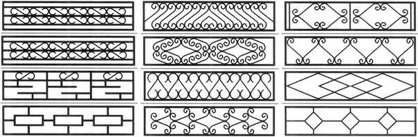 Ритуальные оградки и кресты 7