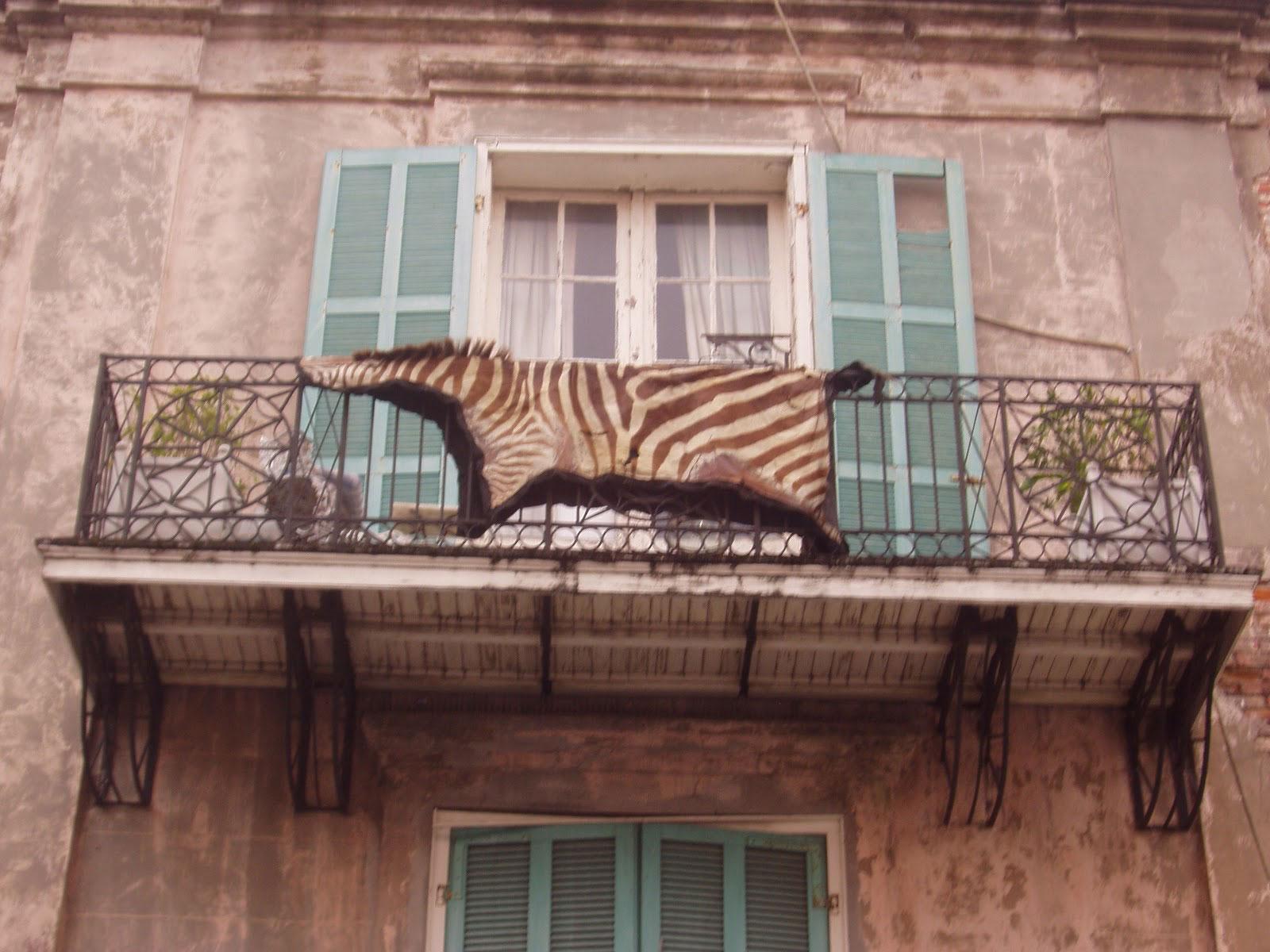 Ограждение для балкона с ковром