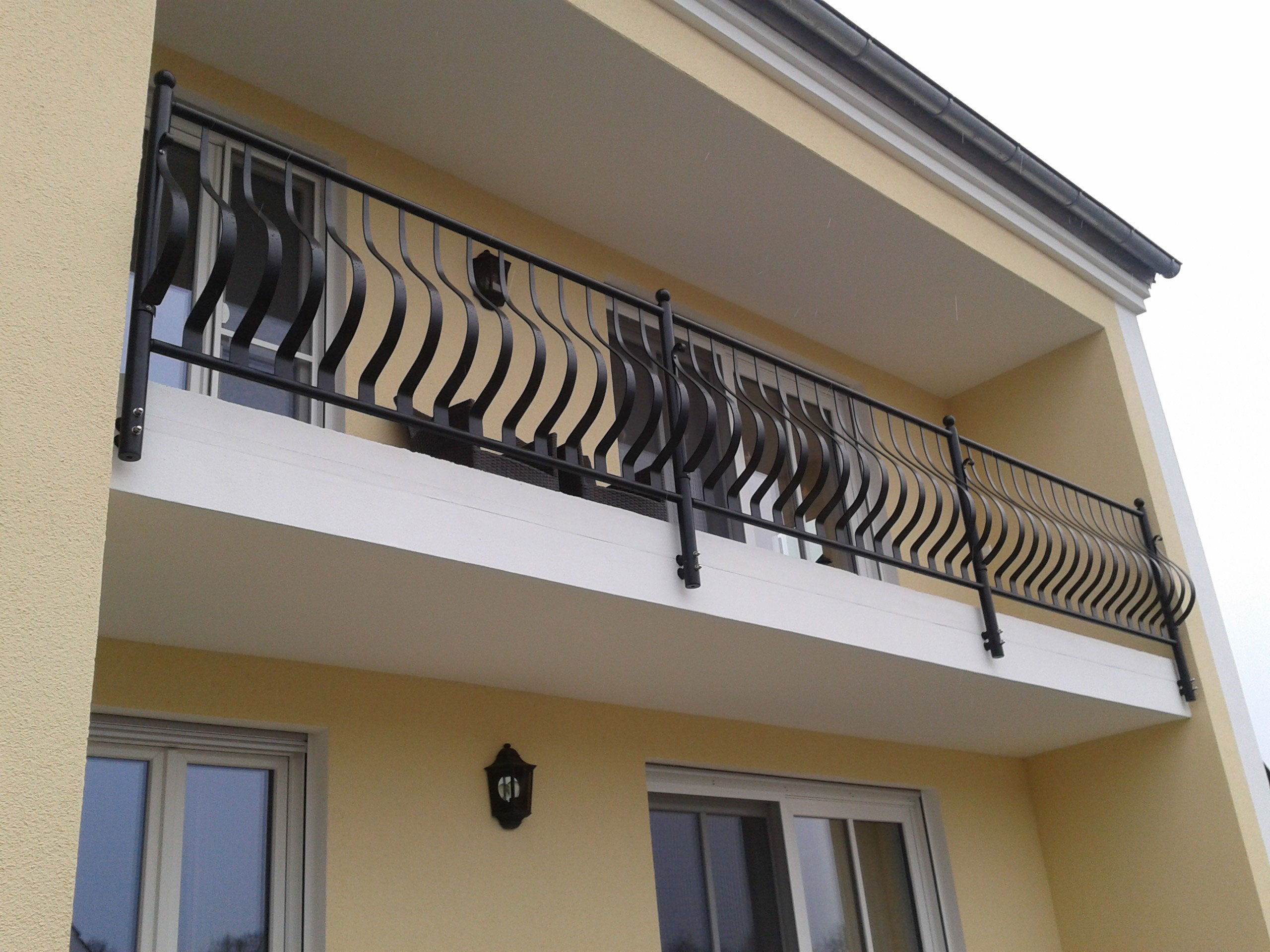 Ограждение для балкона заказать в броварах